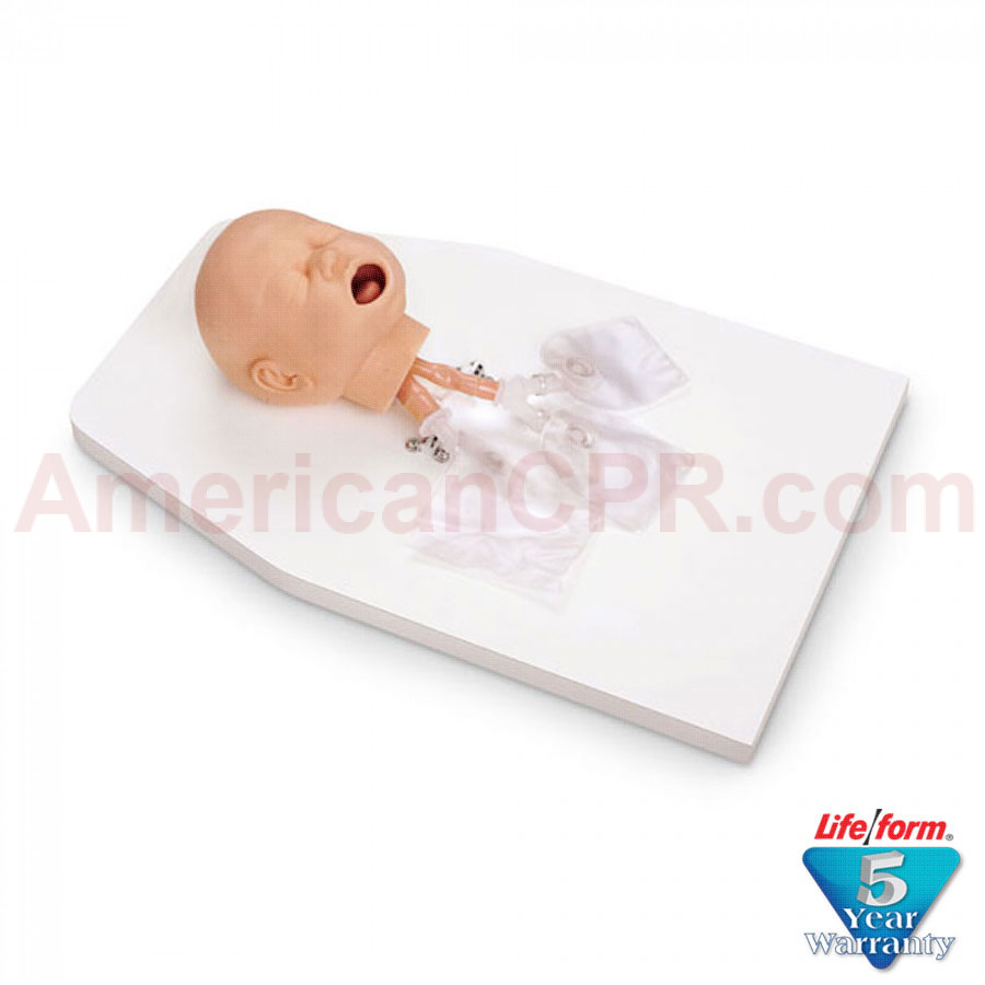 Infant Airway Management Trainer with Stand - LifeForm