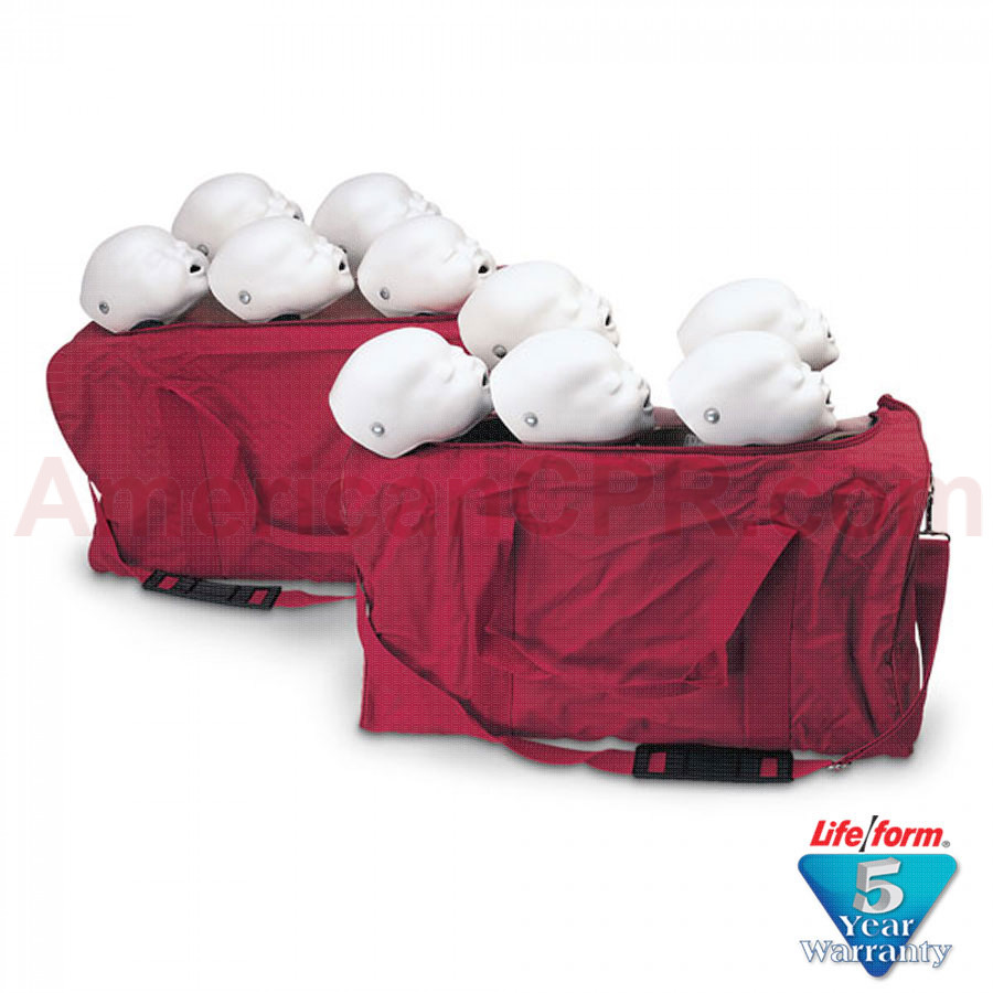 Baby Buddy Infant CPR Manikin - 10 Pack - Baby Buddy