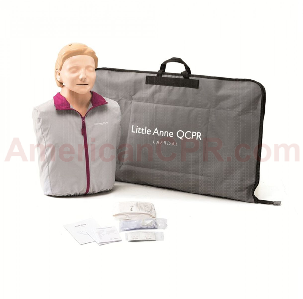 Little Anne QCPR - Adult CPR Manikin - Laerdal