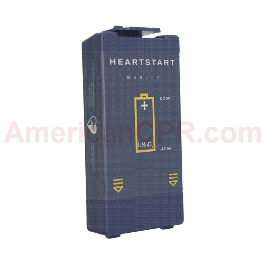 Philips FRx/OnSite/HOME AED Replacement 4-Year Battery - Philips