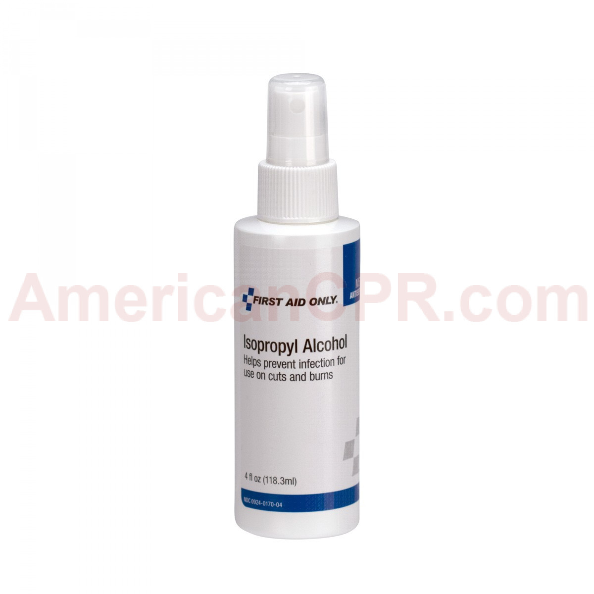 70% Isopropyl Alcohol spray bottle for effective infection fighter