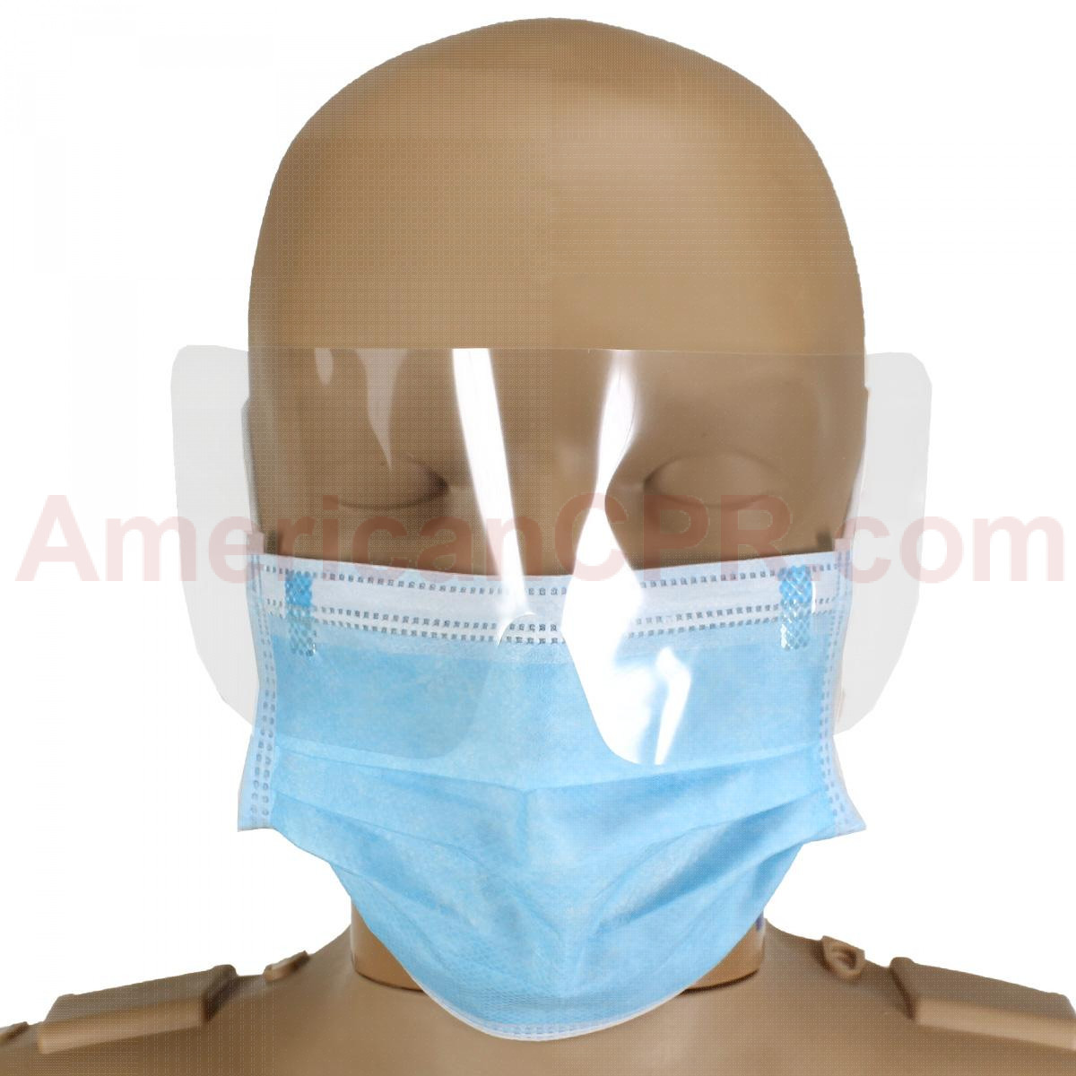 Eye Cover With Ear Loop Mask , 25 per box