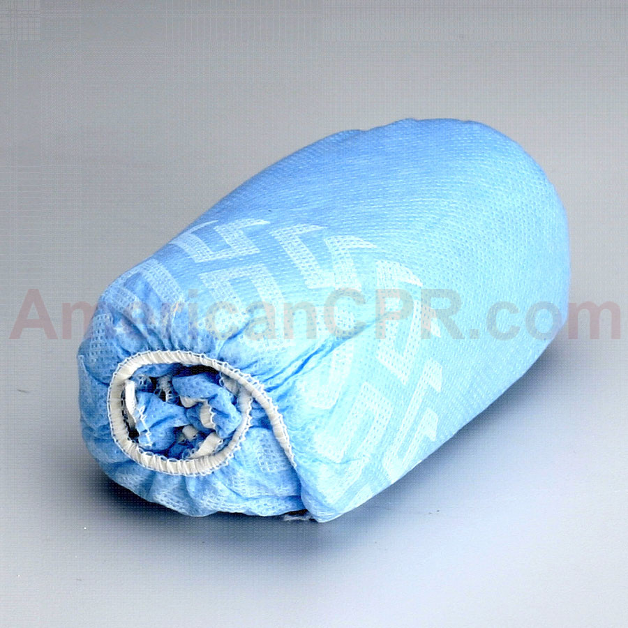 Disposable Shoe Covers - 100 Per Box - Value Brand