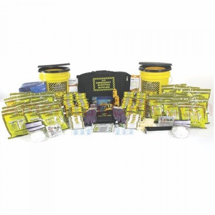20 Person Deluxe Office Emergency Kit - Mayday