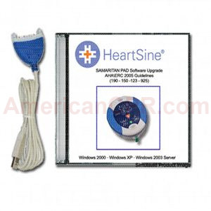 HeartSine Saver Evo Data Management Software - HeartSine