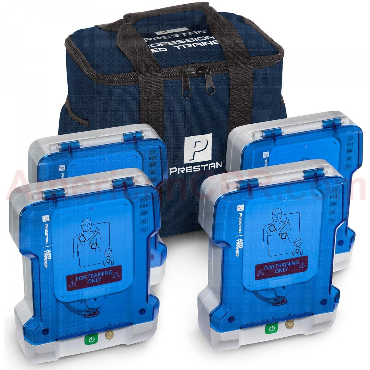 Prestan Professional AED Trainer, 4 Pack - Prestan Products