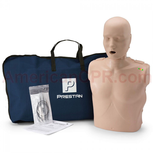 Prestan Adult CPR Manikin w/ Monitor - Medium Skin - Prestan Products