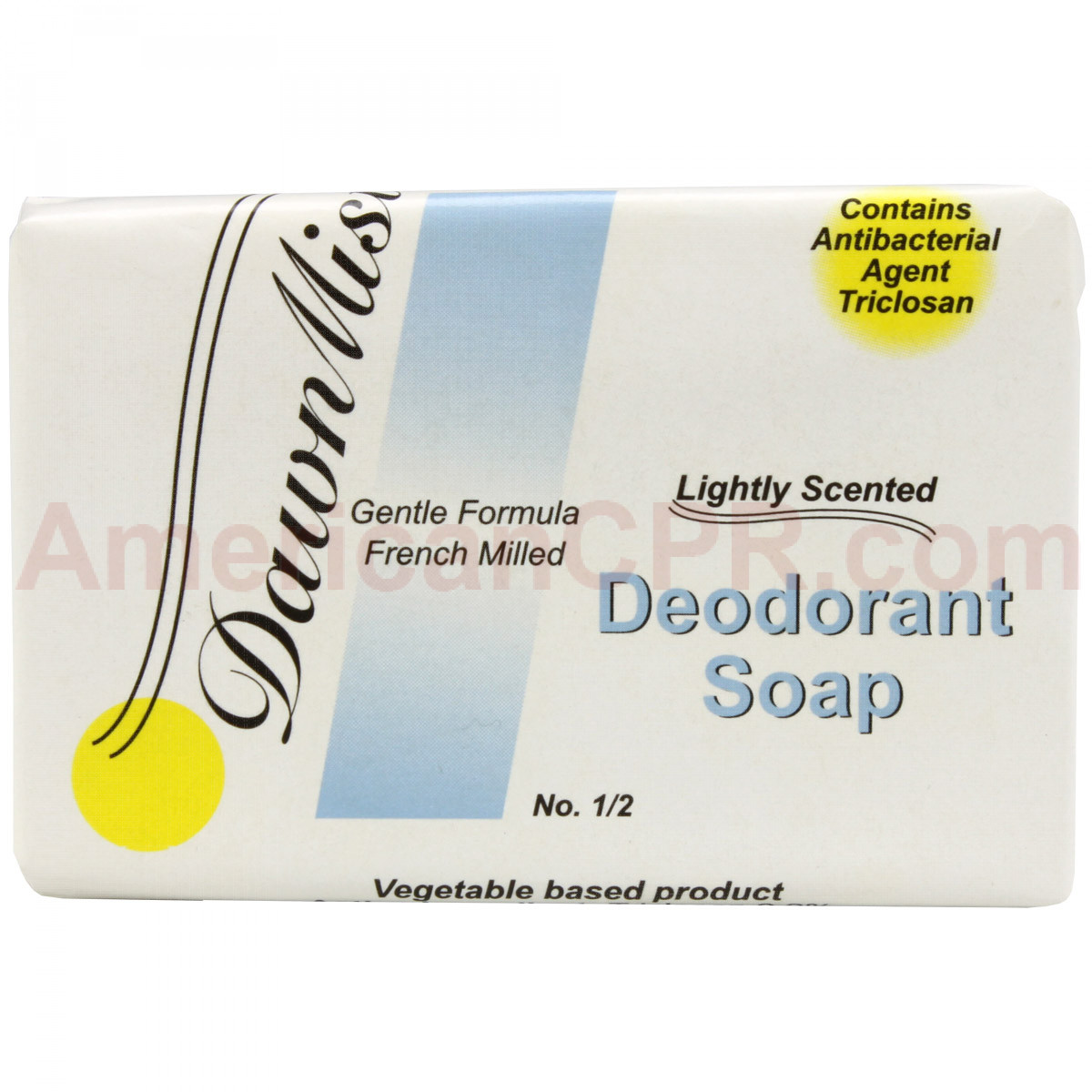 Anti-Bacterial Bar Soap .5 oz. - Value Brand