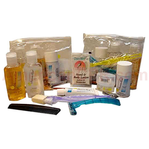 The Clear Solution (11 Piece) Personal Hygiene Kit - Mayday