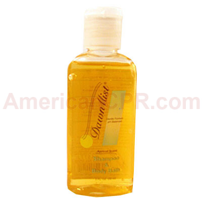 Shampoo and Body Bath w/ Twist Cap - Value Brand