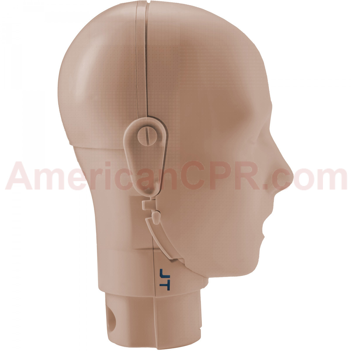 Prestan Adult Manikin Head Assembly - Medium Skin - Prestan Products