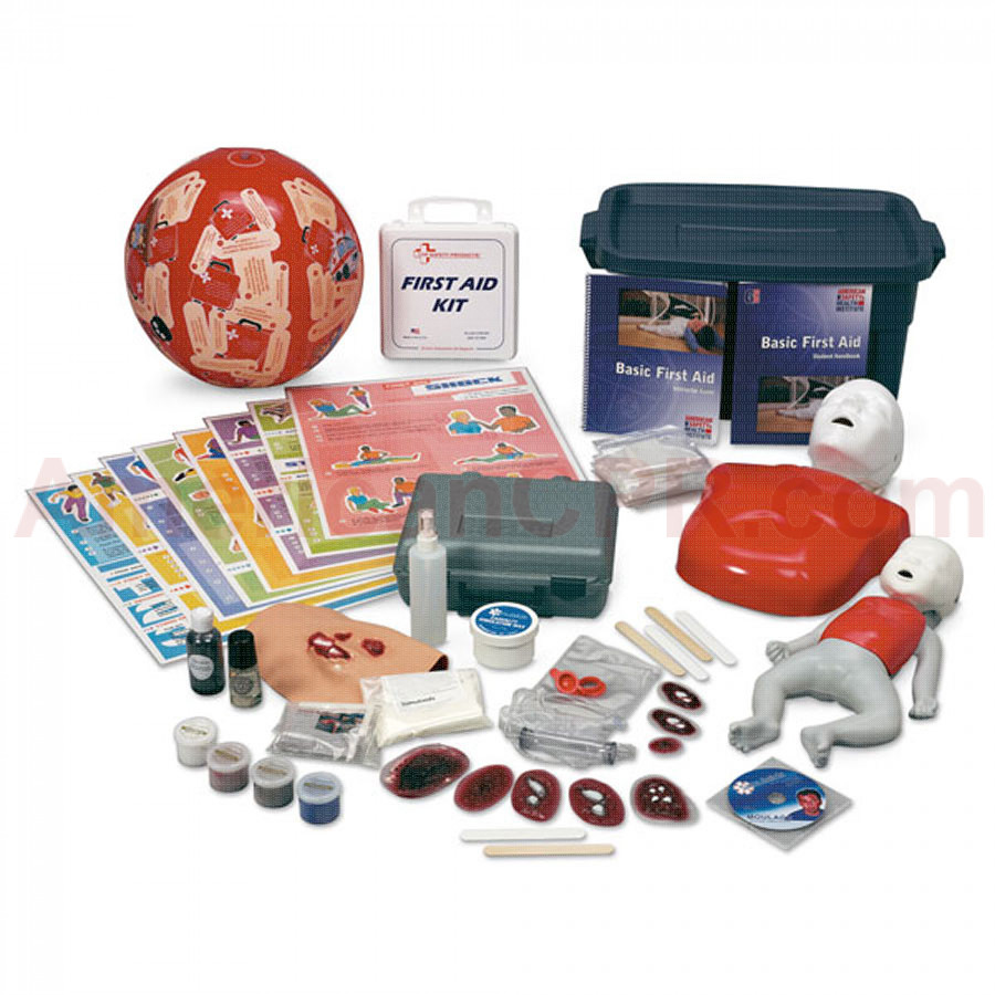 CPR and First Aid Hands-On Education Kit - LifeForm