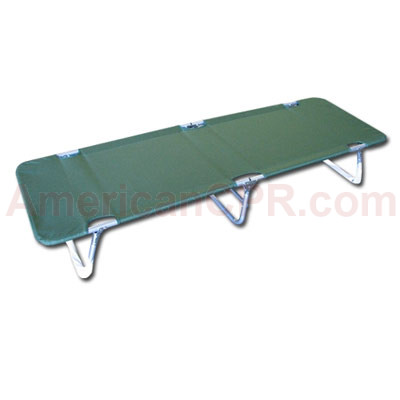 Space Saver Cot - Value Brand