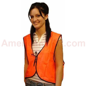 Safety Vest Orange - Value Brand