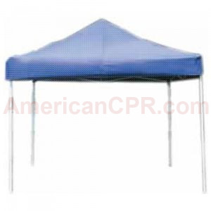 Deluxe Pop Up Canopy 10' x 10' x 8' - Value Brand