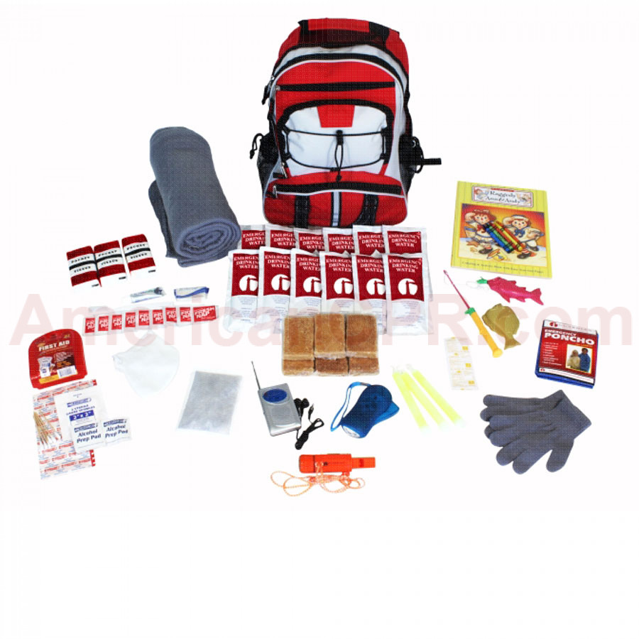 Guardian Childrens Survival Kit - Guardian Survival Gear