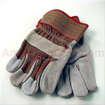 Work Gloves Heavy Duty - Value Brand