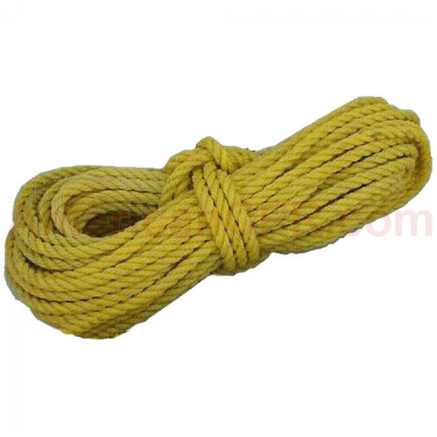 "Plastic Rope 3/8"" x 100' - Value Brand"