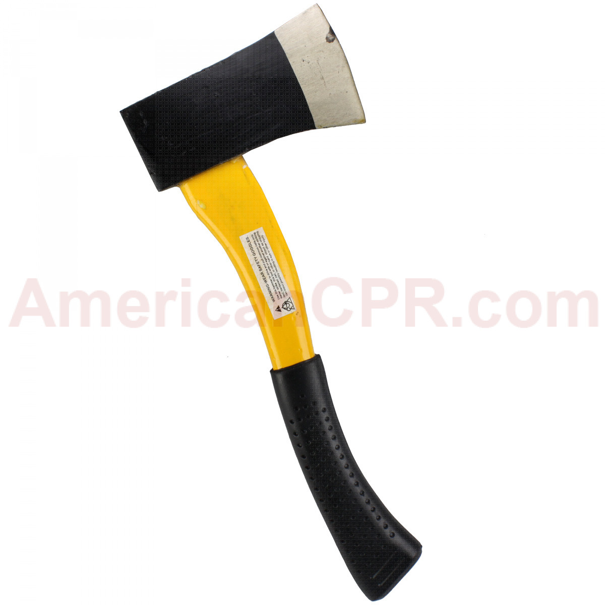 Camp Axe Rubber Handle - Value Brand