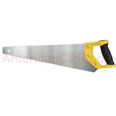 "20"" Wood Saw - Value Brand"