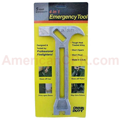 On Duty  Gas & Water Shut Off Tool - Value Brand