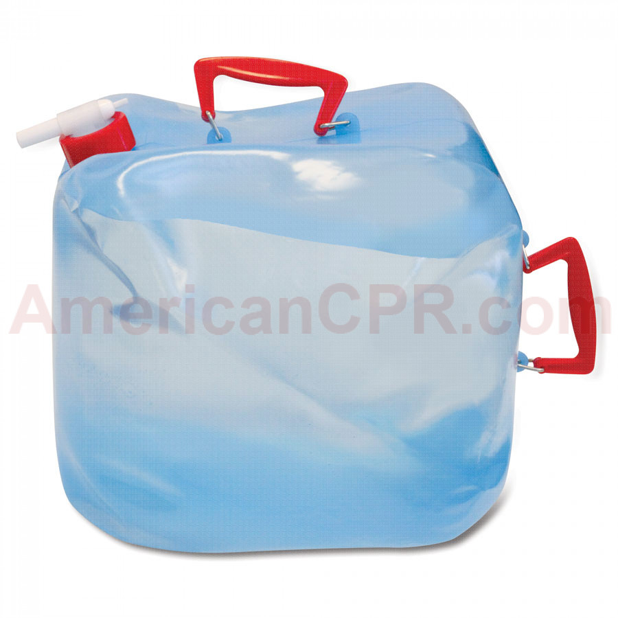 5 Gallon Water Container (Collapsible) - Value Brand