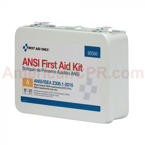 first aid kit training pdf