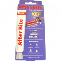 Fun packaging help eliminate concern when treating children for bites and stings