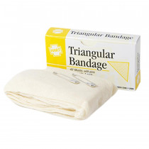 "Triangular Bandage 40"" x 40"" x 56"", Boxed, Hart Health"
