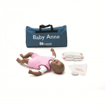 Baby Anne - Infant CPR Manikin - Dark Skin - Laerdal
