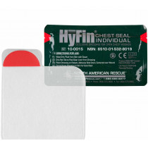 "HyFin Chest Seal, 6"" x 6"", North American Rescue"