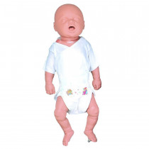 CPR Cathy Newborn Basic w/ Carry Bag - Simulaids
