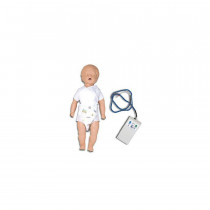 CPR Billy 6-9 Month w/ Electronic Console Box and Bag - Simulaids