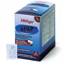 APAP, 500/box, Medique