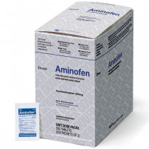 Aminofen - Acetaminophen 325mg, 500/box, Dover