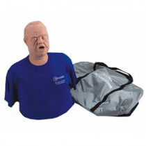 Obese Choking Manikin w/ Carry Bag - Simulaids