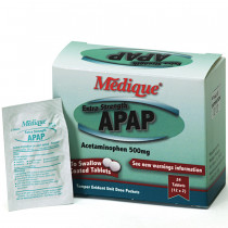 Extra Strength APAP, 24/box, Medique