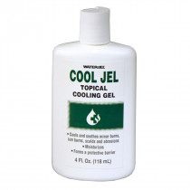 Water Jel Cool Jel Burn Relief, 4 oz. - Water-Jel