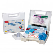 Bloodborne Pathogen/Personal Protection w/ Mircroshield - First Aid Only