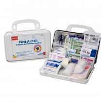 10 Person Bulk First Aid Kit w/ Gasket - First Aid Only