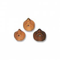 Brad Jr. Channel Design Mouth/Nose Piece - 10 Per Pack - Simulaids