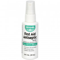 First Aid Antiseptic Spray, bottle, 2oz., Water-Jel