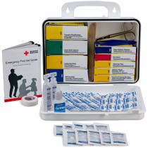 Welder 16 Unit First Aid Kit - Plastic - First Aid Only