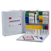 Restaurant First Aid Kit - Metal - Meets OSHA Regulations - First Aid Only