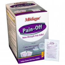 Extra-Strength Pain Reliever Tablets - 200 Per Box - Medique
