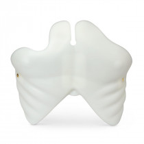 Front view of Adult Simulaids Chest Plate Replacement used for for Simulaids Brad manikin.