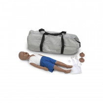 Kyle 3 Year Old CPR Manikin - African-American - Simulaids