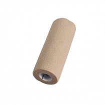 "Sensi Wrap, Self-Adherent - Latex Free, 6"" x 5 yds Tan, 1 each - Dynarex"