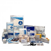 First Responder Kit, Refill Pack, First Aid Only