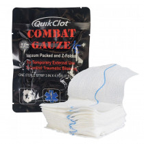 QuikClot Combat Gauze, Z-Fold, Law Enforcement, Z-Medica